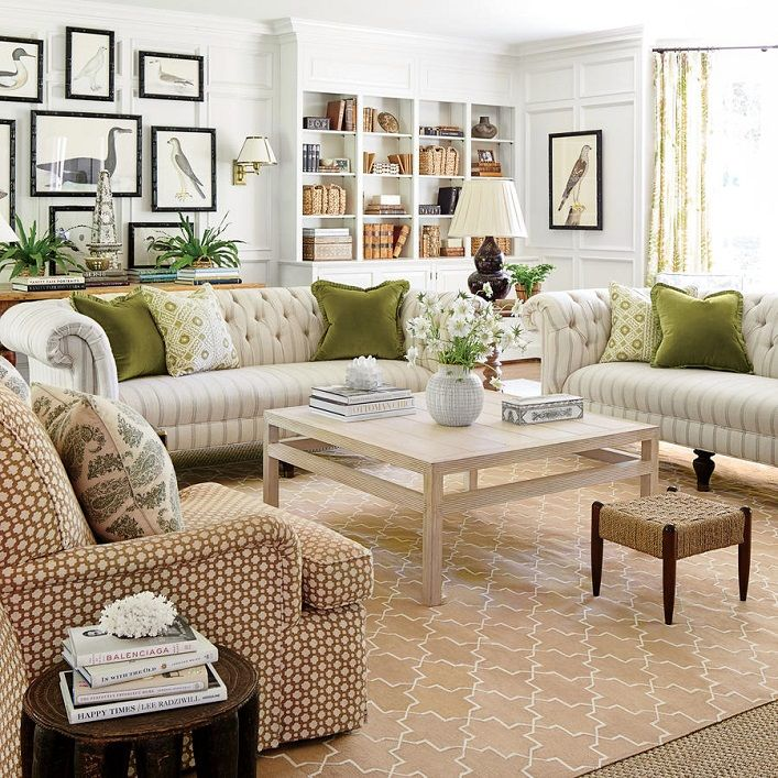 Madelines Camel Brooke Cotton Carpet Styled By Sarah Bartholomew Design Featured In Southern Living Magazine BTW Is Very Affordable