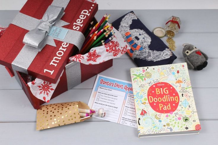 The 14 Cutest Christmas Eve Box Ideas