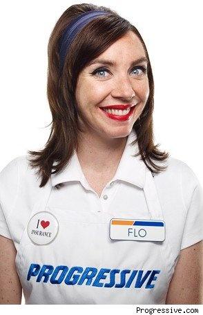 Flo from nude progressive girl agree