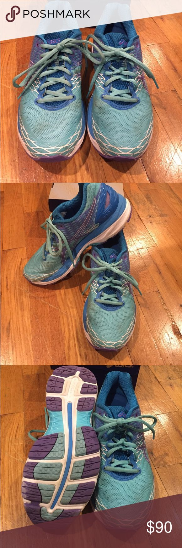 ASICS Gel Nimbus 18 Woman's size 8.5 Up for sale is a pair of ASICS Gel Nimbus 18 size 8.5. They are in excellent condition and come in original box. Asics Shoes Sneakers