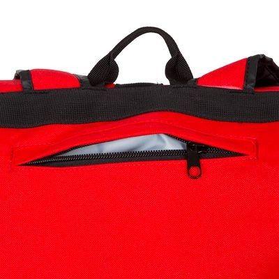 Sacche e bidoni stagni Vela,Kayak,Stand Up Paddle - Zaino impermeabile 30L rosso TRIBORD - Attrezzatura barca