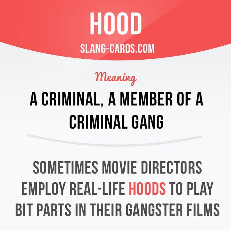 """""""Hood"""""""
