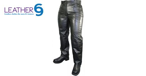 Just one click to get this 100% Pure Lambskin Leather Pant for Men's, Fully customized designer's choice. Available in all color option as per your needs @ http://bit.ly/1tB92VY #fashion #style #jacket #leather