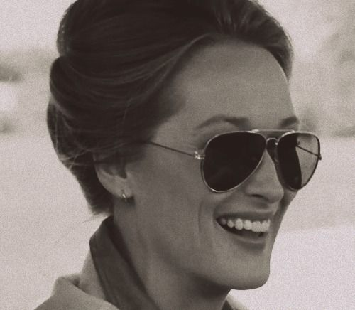 boundforbeantown:    Hands down the most beautiful picture I've ever seen of Meryl Streep.