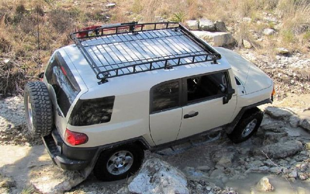 Basket Roof Rack