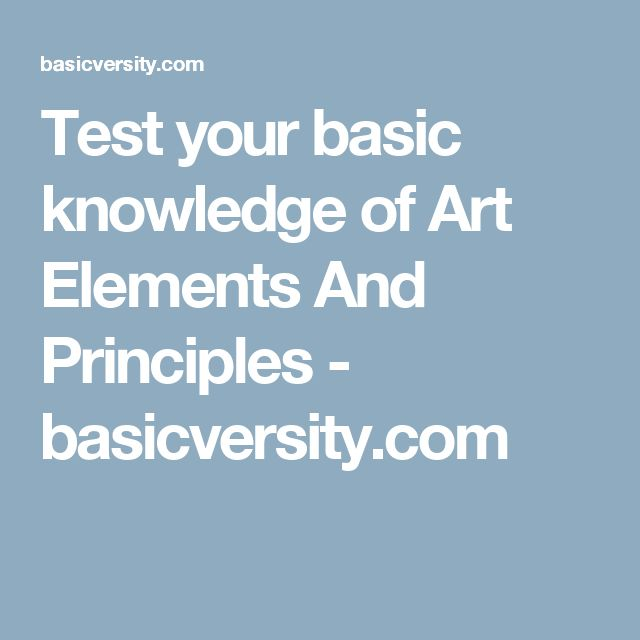 Basic Elements And Principles Of Art : Best first days images on pinterest art education