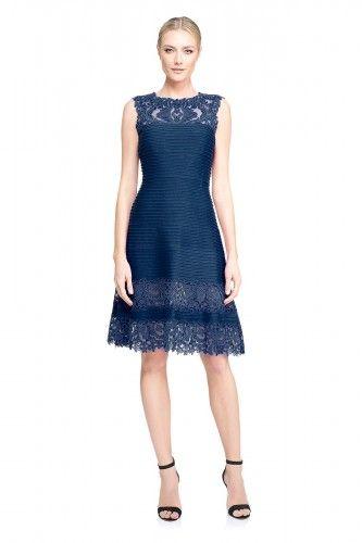 ALX15241M Sukienka wizytowa  #coctaildress #dress #simple #fashion #new #glamour