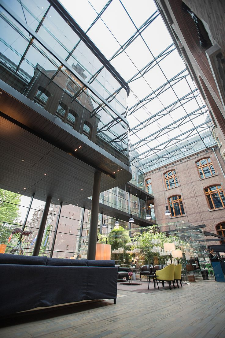 Do you remember the Conservatorium Hotel where I stayed my last night  during Fashion Week .