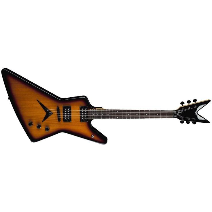 Dean - 6-String Full-Size Electric Guitar - Trans Brazilia, GTSZXTBZ