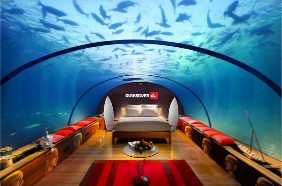 Quiksilver lancia il primo surf hotel sottomarino | Surf Culture