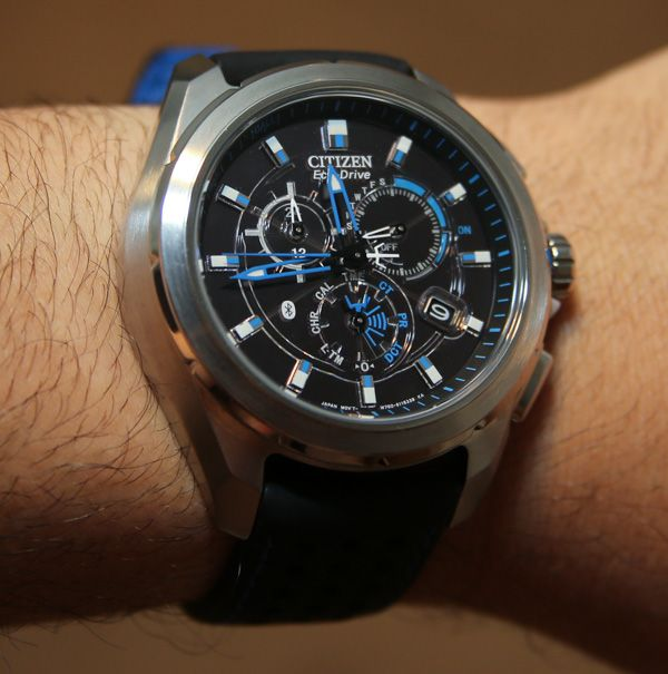 Citizen Proximity Bluetooth Watch For iPhone Review