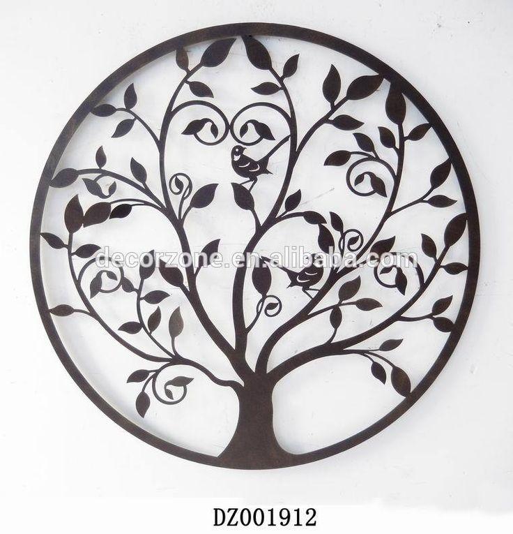 Les 25 meilleures id es de la cat gorie tatouage d for Decoration murale arbre de vie