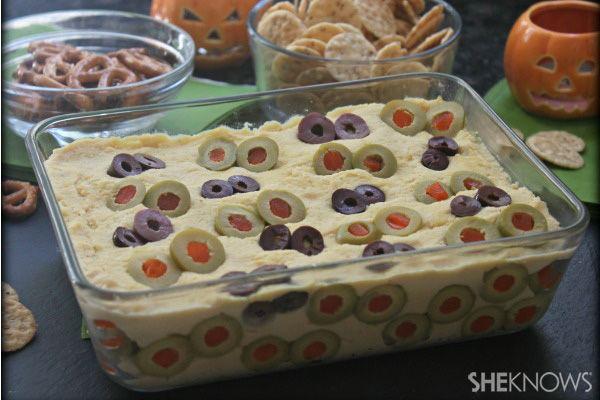 3 Spooky Halloween Dip Recipes