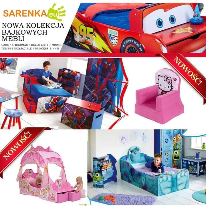 Zapraszamy wszystkich miłośników dobrego stylu na naszą stronę – tam znajdziecie ciekawe NOWOŚCI! sarenka.eu  #babyroom #baby #dziecko #pokoj #dekoracje #design #room #disnay #ideas