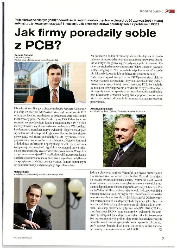 PCB w energetyce