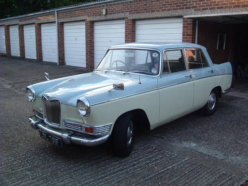 Riley 4/72 Farina - Lovely car and Hard to find! SOLD (1968)