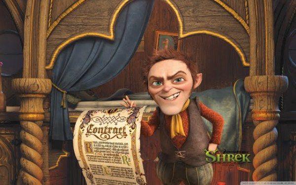 Living Learning Eating Career Advice From Rumpelstiltskin Shrek Rumpelstiltskin Wallpaper