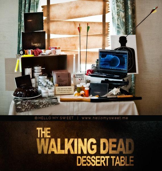 27 best Walking Dead Party Ideas Zombie Apocalypse images on