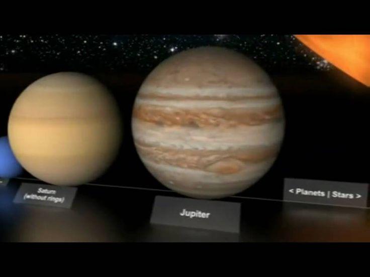 http://www.goear.com/listen/700ce34/an-ending-ascent-brian-eno Alucinante comparación del tamaño de las estrellas conocidas hasta ahora https://www.youtube.com/watch?v=e7TakvKXBg0 #astronomia