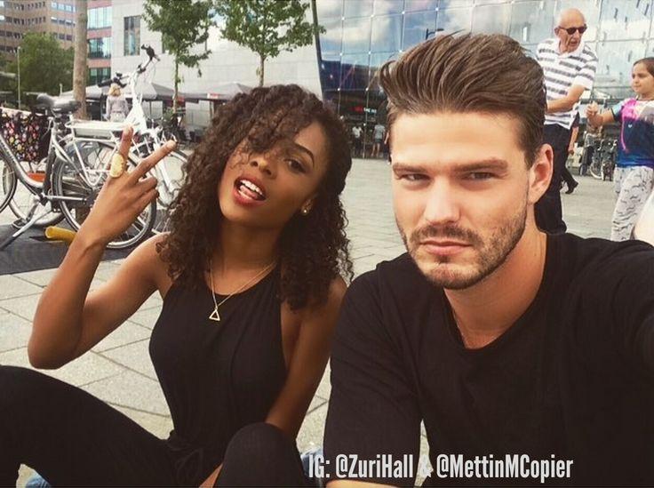 Interracial dating svart och vitt