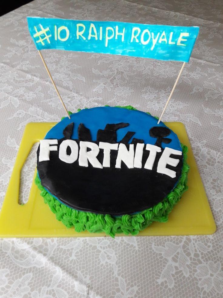 Fortnite Birthday Cake Fortnite In 2019 Birthday