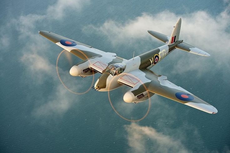 Restoration of a de Havilland DH.98 Mosquito | Flying Magazine