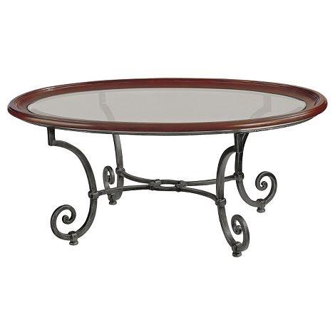 Ethanallen.com   Collectors Classics Oval Coffee Table | Ethan Allen |  Furniture | Interior