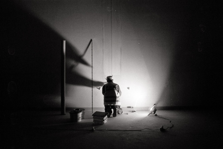 Shadows taken by Stanislaw Luszcz