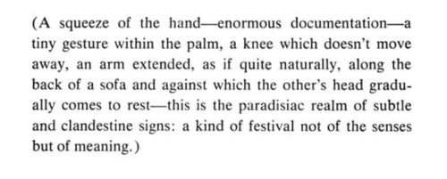 by roland barthes | from fragments | via a seaofquotes