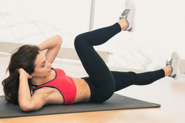 The 15-Minute Adaptive Core Routine For Runners