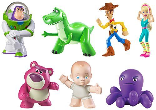 DisneyPixar Toy Story 20th Anniversary Sunnyside Daycare Buddies 7Pack Gift Set *** More info could be found at the image url.