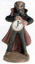 """Au Québec (dont on va reparler), l'équivalent du croque-mitaine serait le Bonhomme Sept Heures, bonhomme """"épeurant"""" (j'adore ces petits mots désuets) planqué sous le perron, et qui se faufile dans la maison dès 7 heures pour enlever les enfants turbulents qui ne sont pas encore au lit !"""