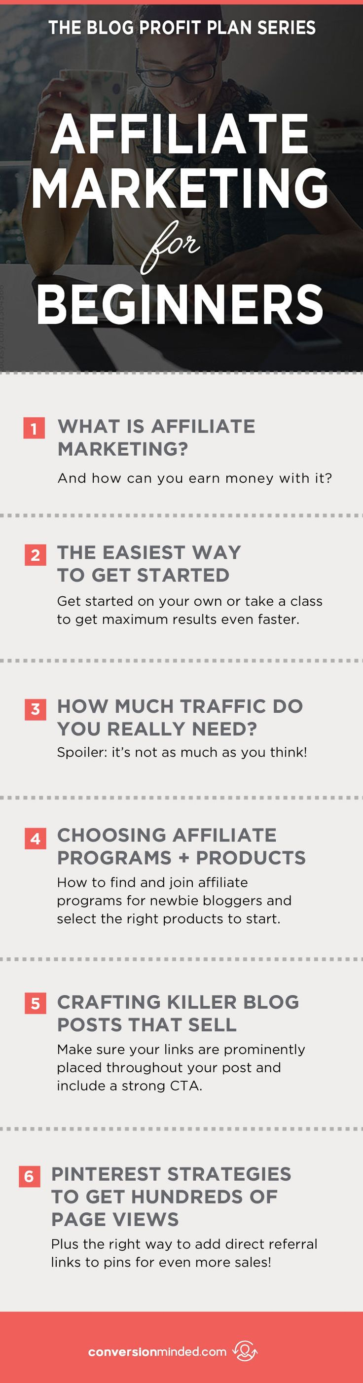 Affiliate Marketing for Beginners | Have you been wanting to try affiliate marketing for your blog, but wonder if it's just too hard or maybe even a waste of time? This post is for you! I'm sharing everything I've learned from the Making Sense of Affiliate Marketing Course to help entrepreneurs and bloggers get started with affiliate marketing with ease! Click through to see all the course highlights!