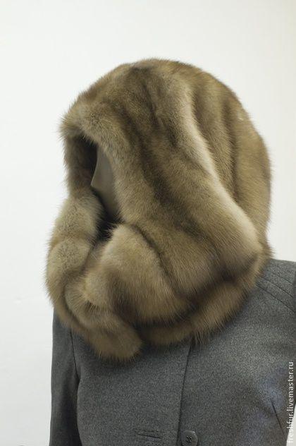 Шапка-кокон / Головные уборы / ВТОРАЯ УЛИЦА Замечательная шапка-кокон. Мех скорее всего подойдет куницы, соболя или норки… Вот еще пару видов.