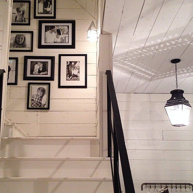 """""""You Don't Feel at Home Unless There Are Family Photos"""" Fixer Upper Decorating Inspiration 