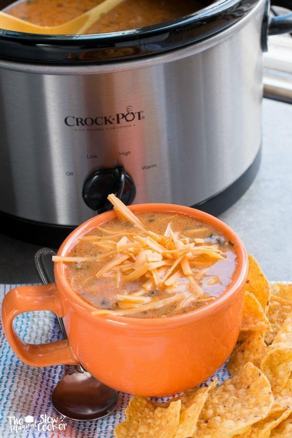 recipe for chicken enchiladas in slow cooker