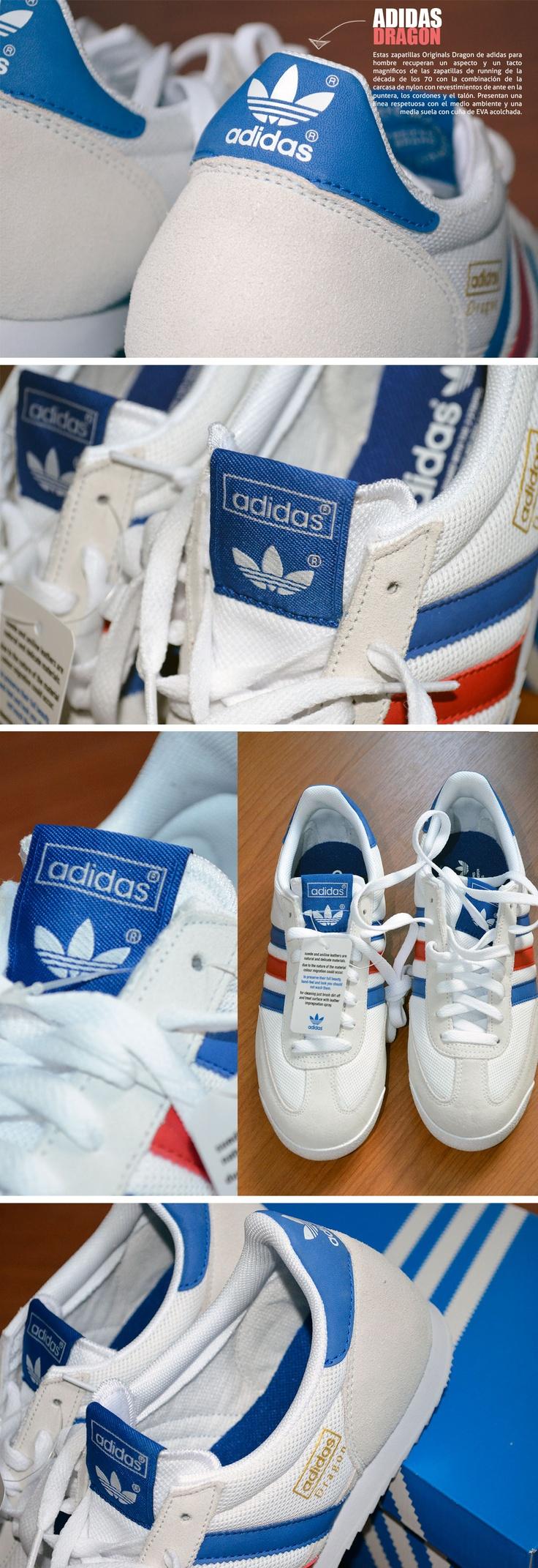 meet 946ef 60e91 Tennis Adidas Dragon  tennis  adidas  sport  sportwear  casual  fashion