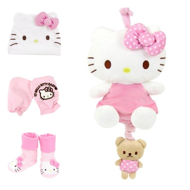 Hello Kitty Baby collection!