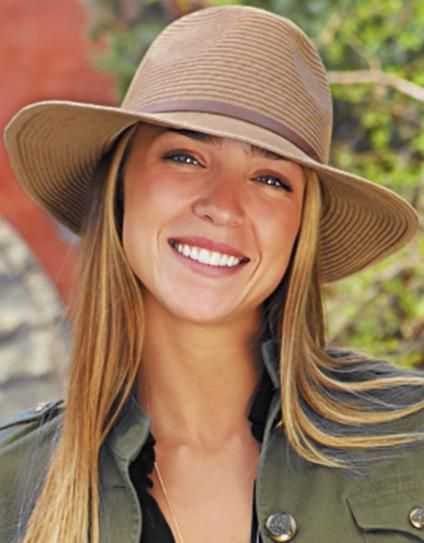 Women's Wallaroo Naples Safari Hat :: The Safari Store :: Essential Safari…