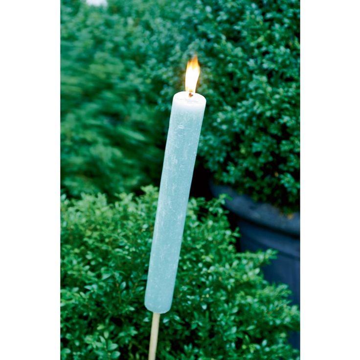 Garden Torch green L