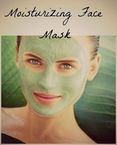 Beauty DIY to try: Moisturizing Face Mask