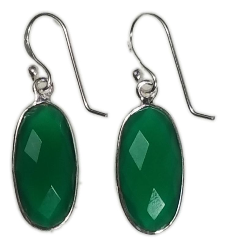 Green Onyx Earrings 925 Sterling Silver February Birthstone Valentines Day Fine Gemstone Jewelry SAELS01063 #silverjewelry #gemstonejewelry #opal #SterlingSilver #Earrings #AustralianOpal #handmadejewelry #jewelry #wholesalejewelry #usa #finejewelry# jewelryoftheday #jewelryforsale