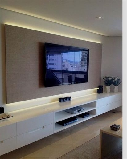 Pin By Zone Modern Home On Living Room Tv Ideas In 2018 Pinterest
