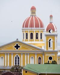 Nicaragua Day Trip: Catarina, Masaya Volcano and Granada from Guanacaste - see apoyo lagoon and mombacho volcano from viewing point, visit the craft market in catarina, take a horse-drawn carriage in granada, typical costa rican breakfast and nicaraguan lunch included - $162.99 per person