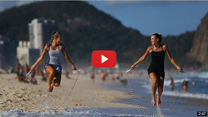 World's Best Jump Rope Sisters - Amazing! - http://funnypenet.com/worlds-best-jump-rope-sisters-amazing/