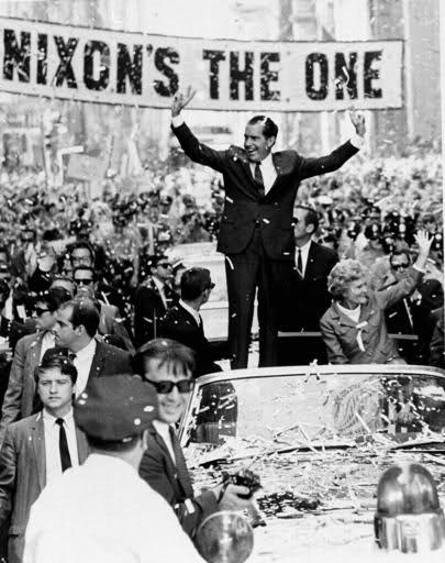 the political run of president richard nixon in 1968 The george wallace 1968 presidential campaign was a third-part presidential   politics in the southern tradition came naturally to wallace  he felt compelled  to run, or why george wallace was a good alternative to richard nixon or hubert .