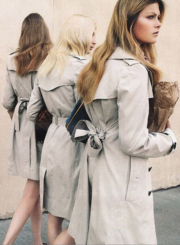 trench x 3