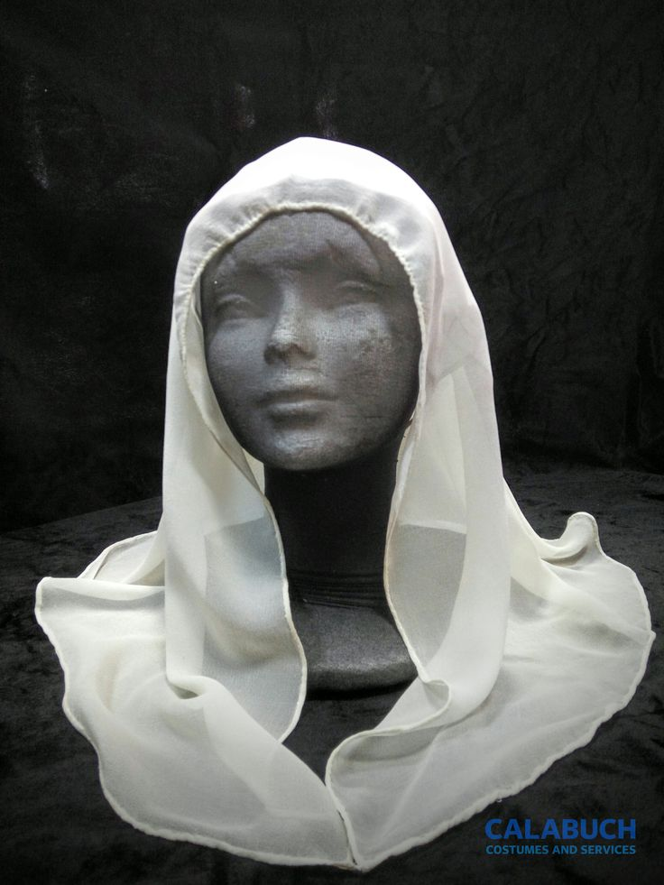 Tutoriales Taller Calabuch Costumes: La toca de Isabel la Católica 3 - Primera Prueba.