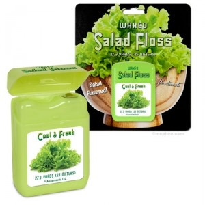 Can't get enough salad? Perfect solution.