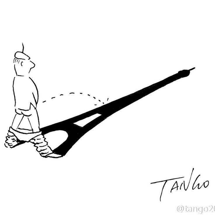 20 ilustrações divertidas e inteligentes de Shanghai Tango